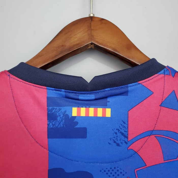 Barcelona Third Man Jersey 21/22