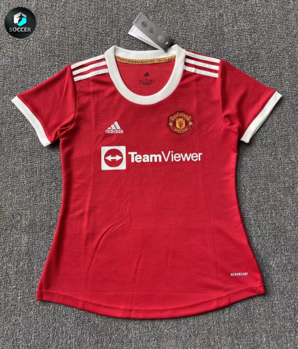 Manchester United Home Women Jersey 21/22