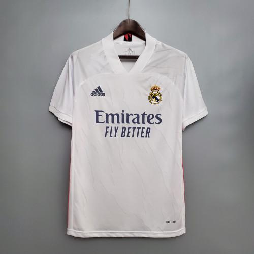 Real Madrid Home 7#HAZARD Man Jersey 20/21