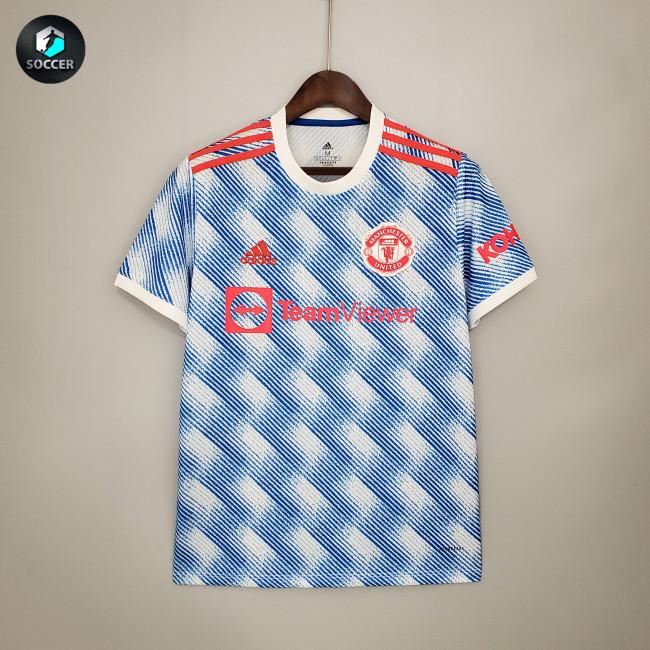 Manchester United Man Away Jersey 21/22