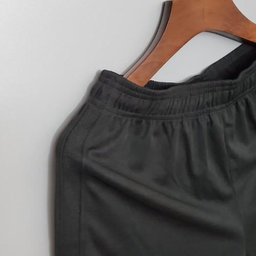 Inter Milan Black Shorts 20/21