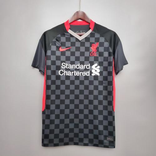 Liverpool Third FIRMINO#9 M.Salah#11 Man Jersey 20/21