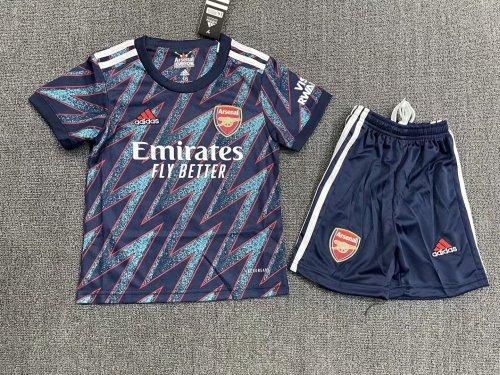 Arsenal Third Kids Jersey 21/22