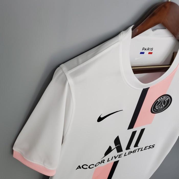 Paris Saint Germain Away Man Jersey 21/22