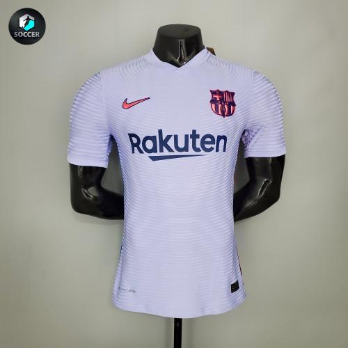 Barcelona Away Player Jersey 21/22