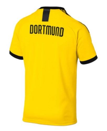 Top Quality Borussia Dortmund Home Soccer Jersey 19/20
