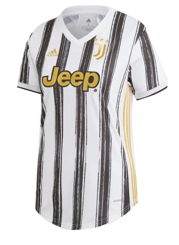Juventus Home Women Jersey 20/21