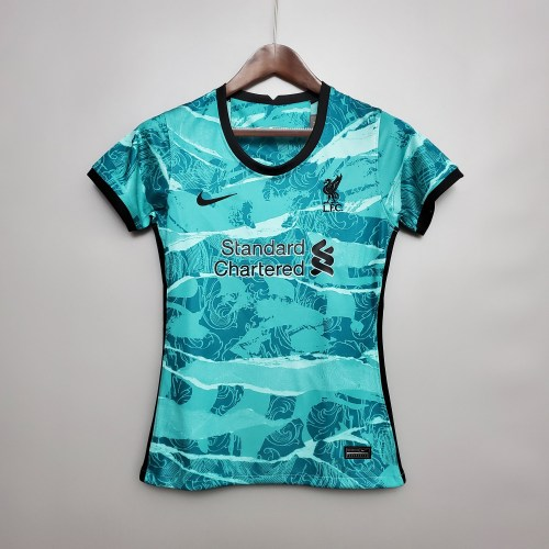 Liverpool Away Women Jersey 20/21