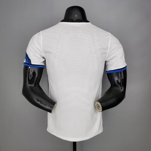 Inter Milan Away Player Jersey 21/22