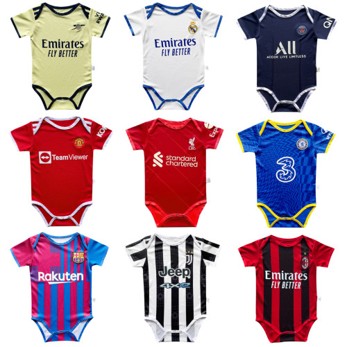 Football Club Baby Jersey 2122