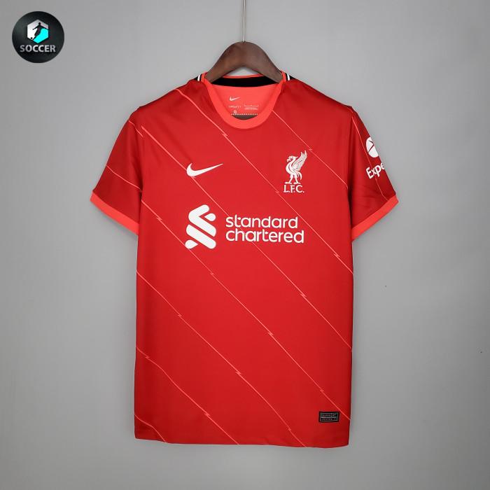Liverpool Home Man Jersey 21/22