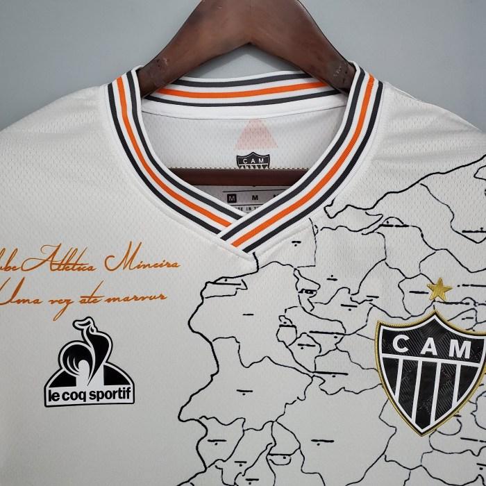Mineiro Athletic Commemorative Edition Man Jersey 21/22
