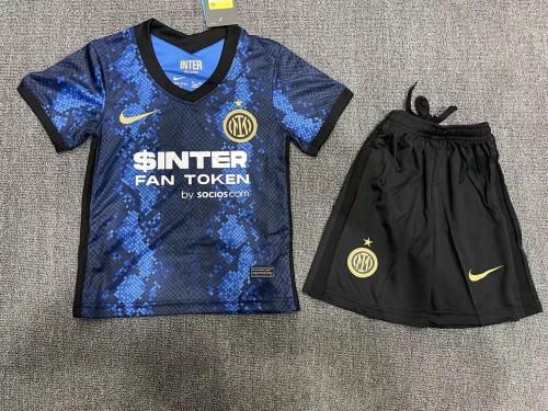 Inter Milan Home Kids Jersey 21/22