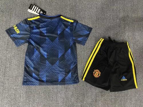 Manchester United Third Kids Jersey 21/22