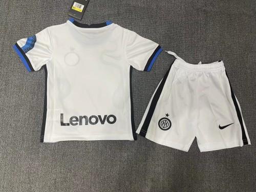 Inter Milan Away Kids Jersey 21/22