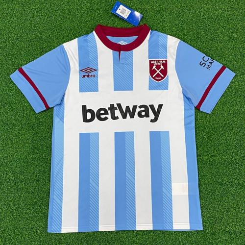 West Ham United Man Away Jersey 21/22