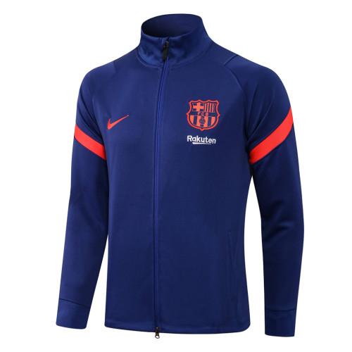 Barcelona Training Jacket 21/22 Color blue