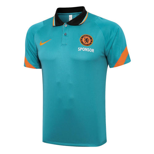 Chelsea POLO Jersey 21/22 Grass Green