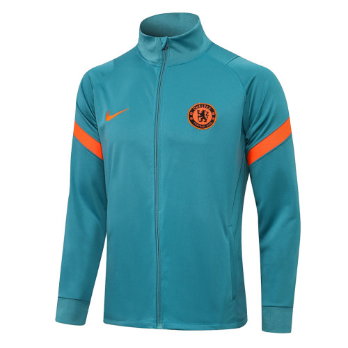 Chelsea Training Jacket 21/22 Grass Green