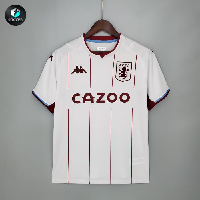 Aston Villa Man Away Jersey 21/22