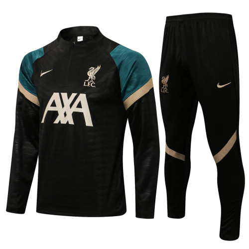 Liverpool Training Jersey Suit 21/22