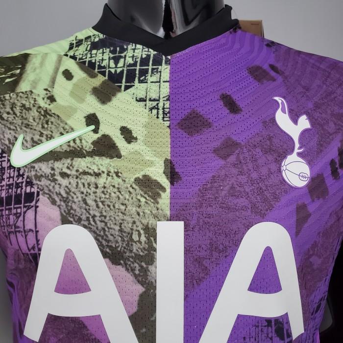 Tottenham Hotspur Third Player Jersey 21/22