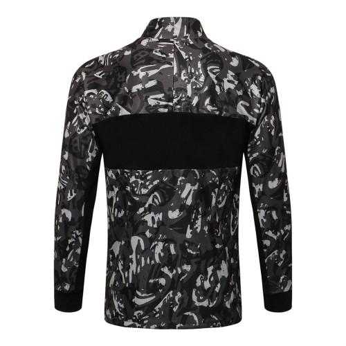 Dortmund Training Jacket 21/22 Black