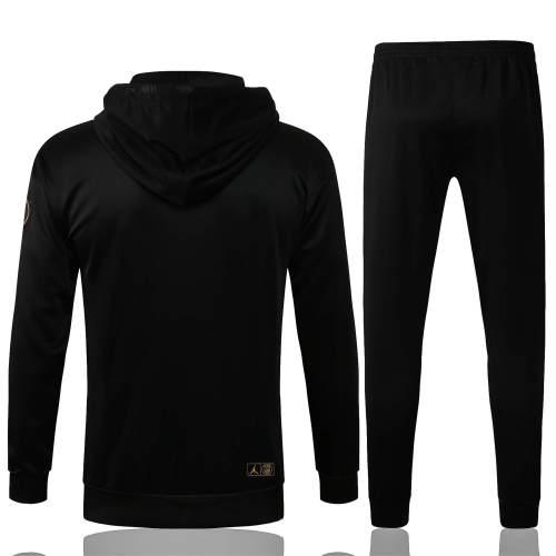 Paris Saint Germain X Jordan Training Hoodie Suit 21/22