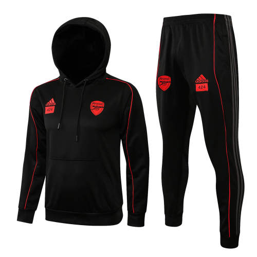 Arsenal Training Hoodie Suit 21/22