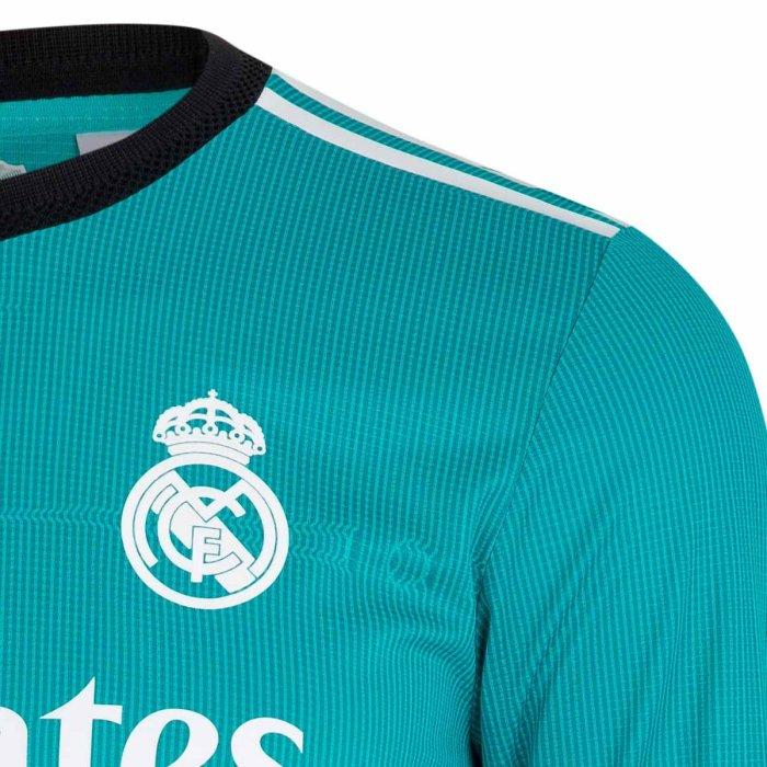 Real Madrid Third Man Jersey 21/22