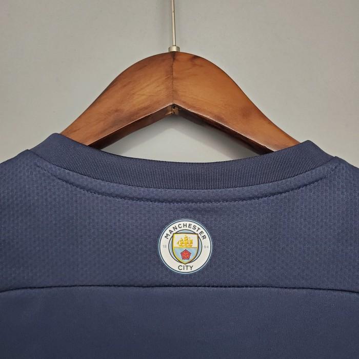 Manchester City Third Man Jersey 21/22