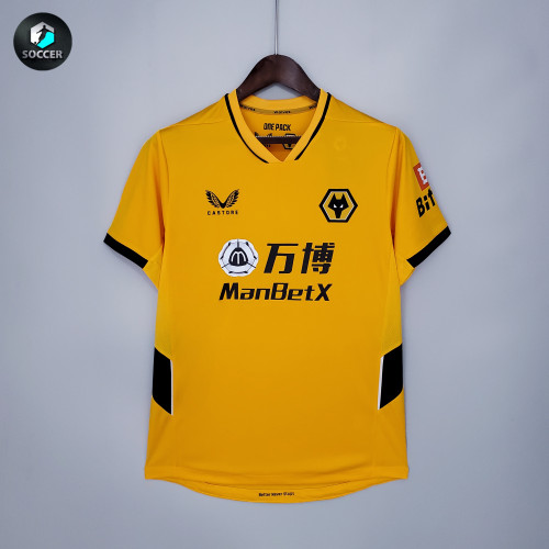Wolves Home Man Jersey 21/22