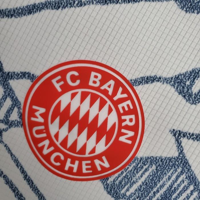 Bayern Munich Third Man Jersey 21/22