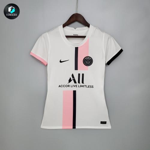 Paris Saint Germain Away Women Jersey 21/22