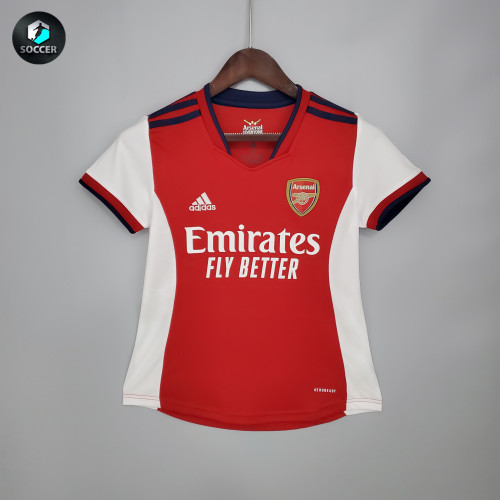 Arsenal Home Women Jersey 21/22