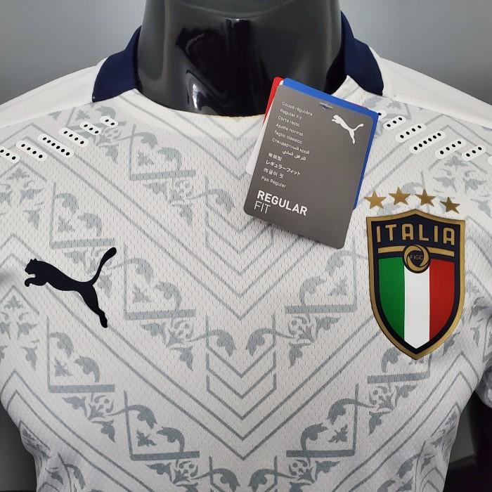Italy Away Player Version Man Jersey 2021