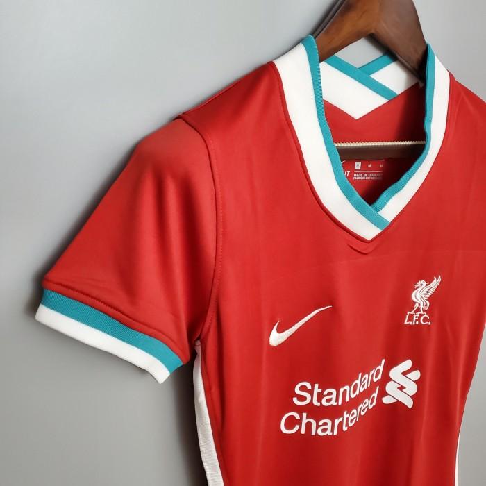 Liverpool Home Women Jersey 20/21