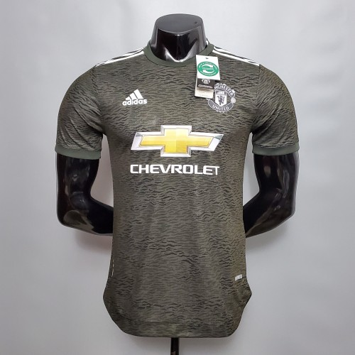 Manchester United Away Player Jersey 20/21