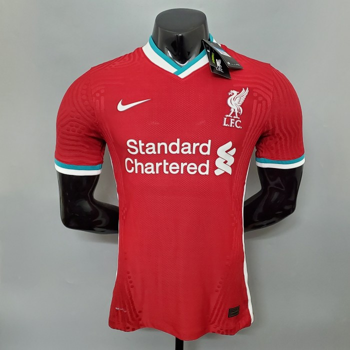 Liverpool Home Player Version Jersey 20/21