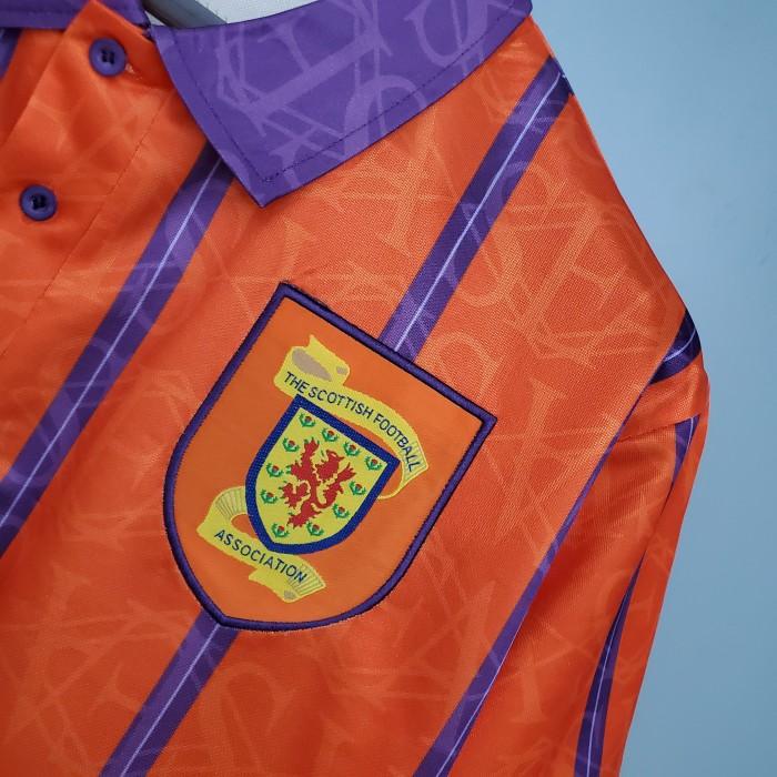 Scotland Retro Away Jersey 1994