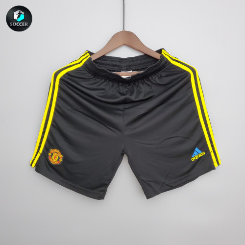 Manchester United Third Shorts 21/22