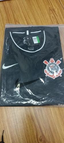 Corinthians Black Man Jersey