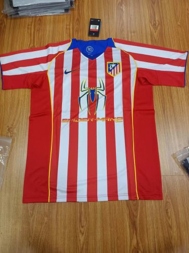 Atletico Madrid Retro Jersey 04-05