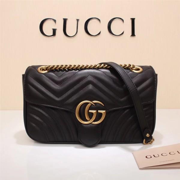 Gucciss Marmont Women Shoulder Bag