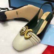 2019 New Gucciss Calfskin Women Shoes 35-41
