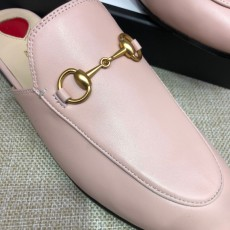 Gucciss Leather sandals Shoes 35-42 Pink