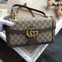 GG Medium Marmont Shoulder Bag 446744