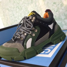 New Gucciss Sneakers Shoes Green 35-40