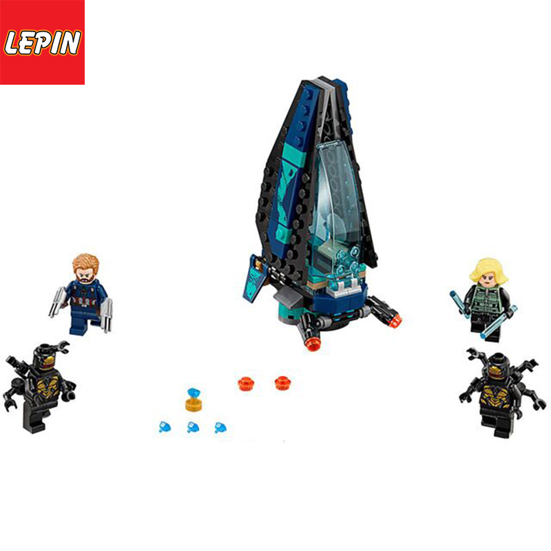 Lepin 07104 Building Blocks Toys for Children Compatible Legoing Super Heroes