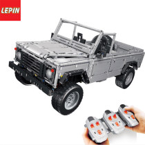 Lepin 23003 3643Pcs Technic series Creative MOC RC Wild off-road vehicles model Building Blocks Bricks SUV toys
